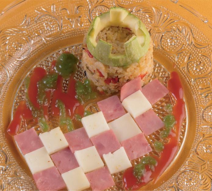 la torre del castillo, recetas para niños