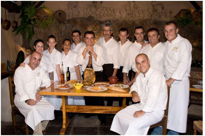 mejores restaurantes tipicos canarios