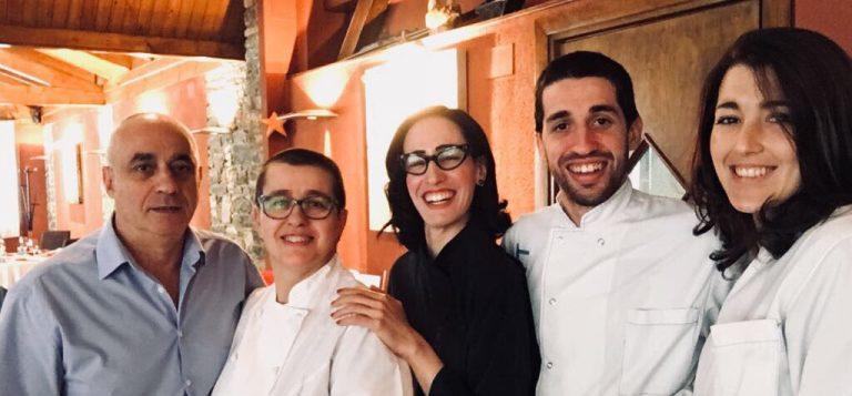 mujeres cocineras alto nivel