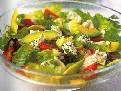 Mejores recetas de ensaladas