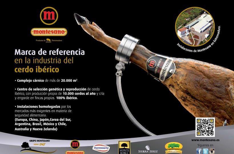 excelencia de ibericos montesano