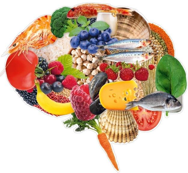 como mantener un cerebro sano alimentación
