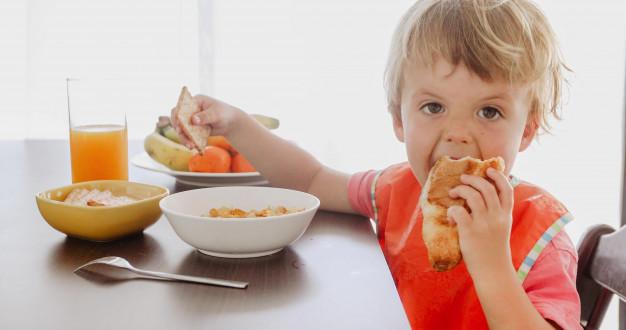 alimentación niños vuelta al cole