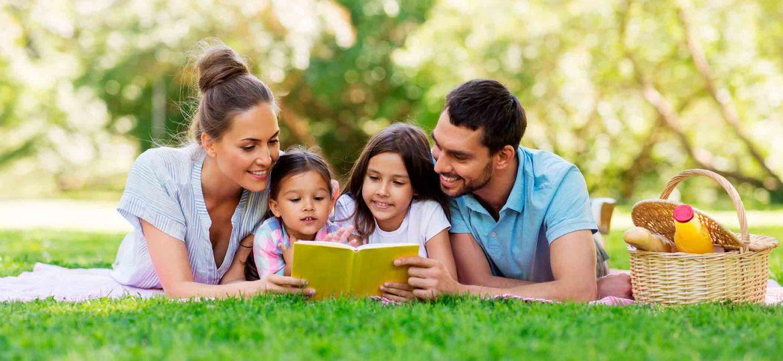 cómo para organizar un picnic familiar
