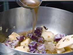 crema de jamón ibérico