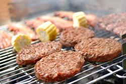 hamburguesa a la barbacoa