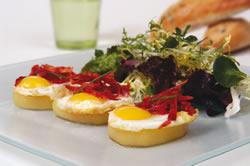huevos de codorniz recetas