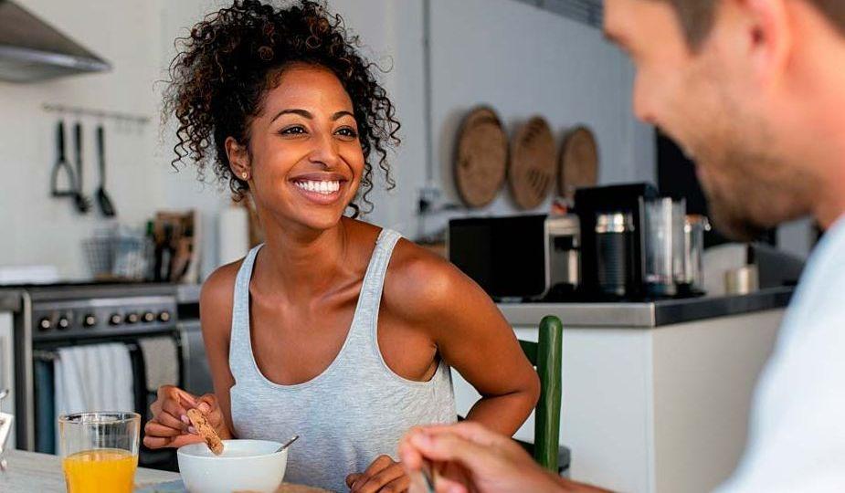 desayuno y proteínas