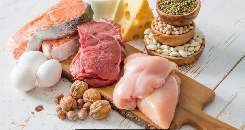 el hierro en la dieta saludable