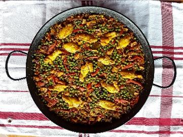 arroz amarillo con costillas recetas saludables