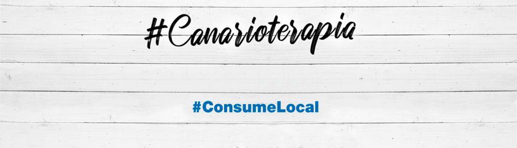 canarioterapia consumo de productos locales canarios