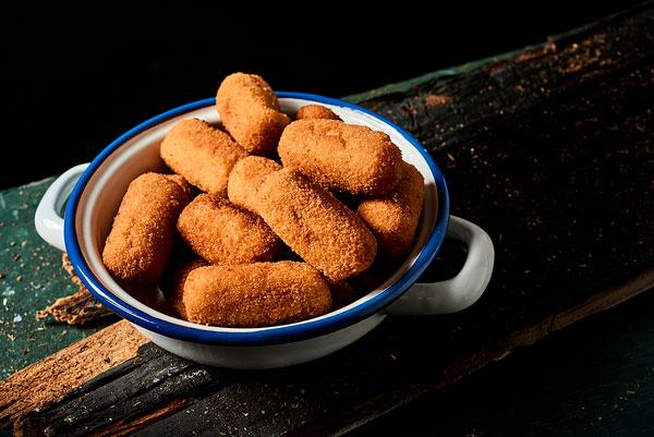 receta croquetas de pollo tradicionales y caseras