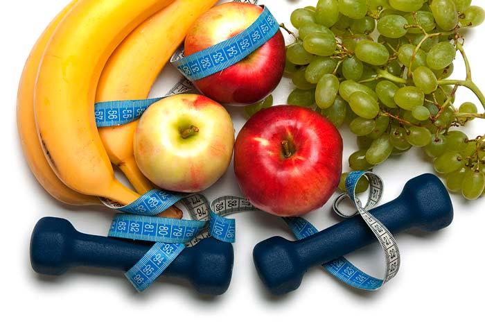 las claves de la vida sana: esfierzo y constancia