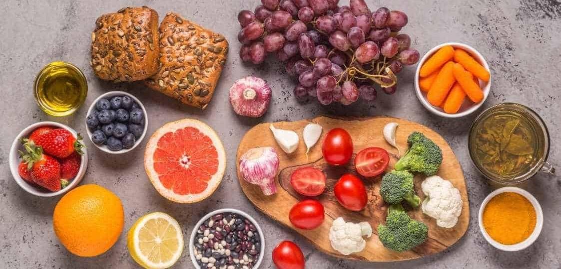 menu semanal para cuidar la linea comiendo sano