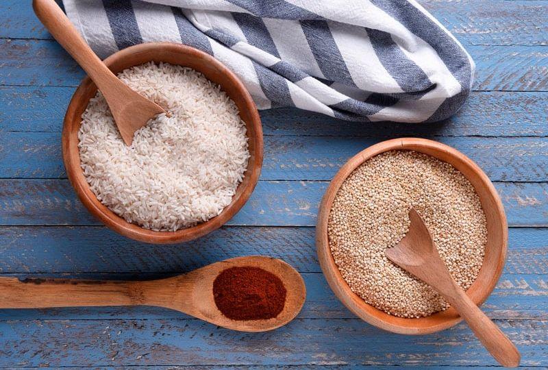 recetas arroz y quinoa