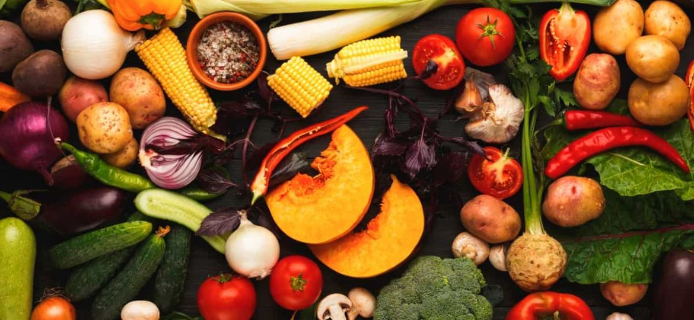 ¿Qué esconden los colores de los alimentos?