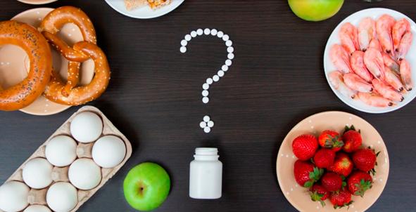 consejo nutricional alergias alimentarias