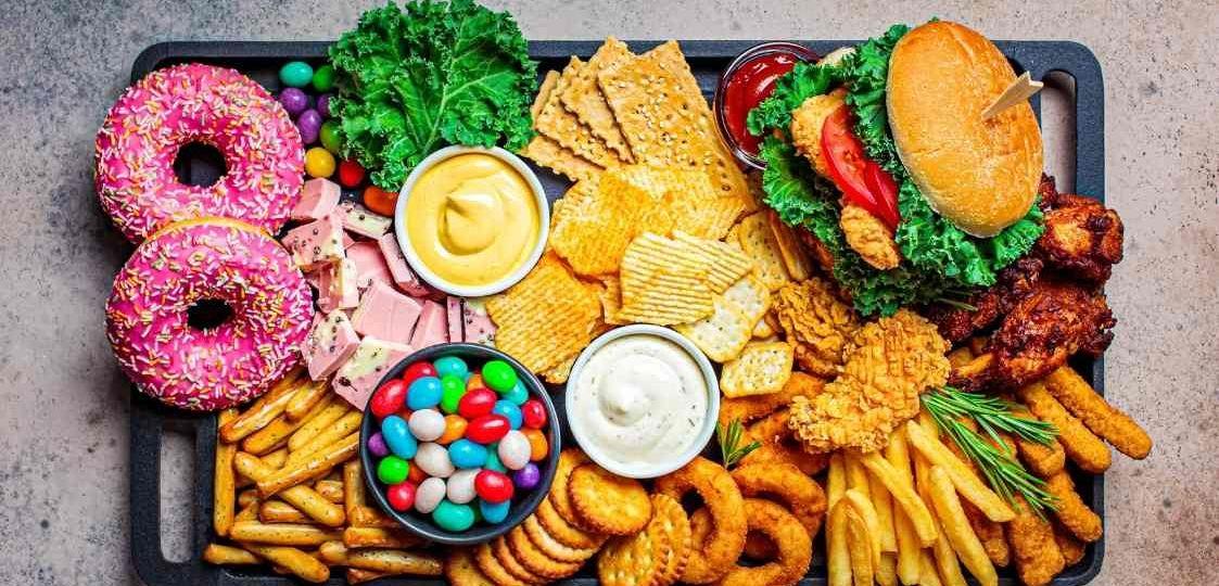 comida basura consejos nutricionista